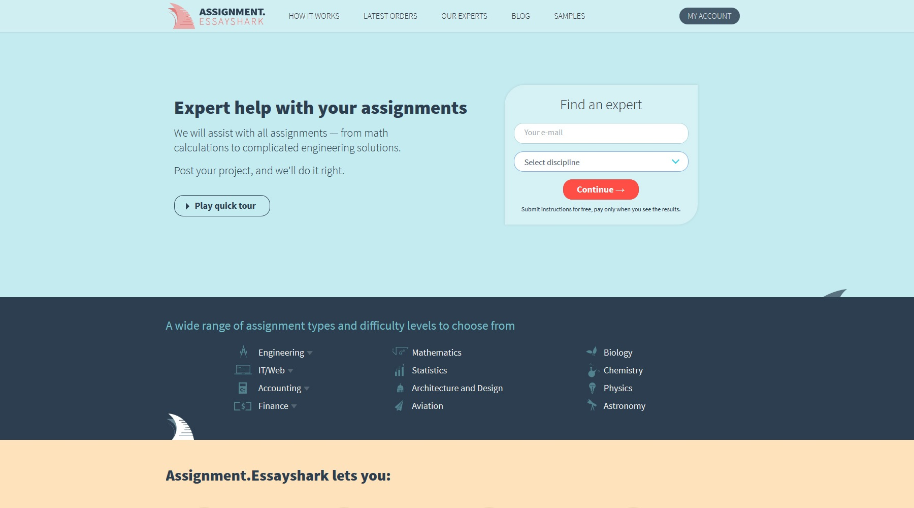 Assignment.EssayShark.com